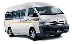 Tshwane Bus Routes Minibus Taxi